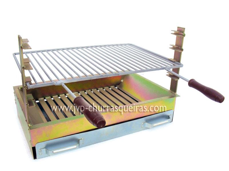 Grelhadores em ferro zincado, Grelhador em ferro, Grelhadores, ferro zincado, grelhas, 50X40cm, grelhadores para churrasqueiras, Grelhas para churrasqueiras, grelhadores de churrasco, Grill