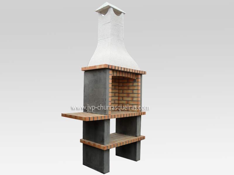 Brick Barbecue 119, Manufacture Garden Brick Barbecue Grill - BBQ in refractory bricks, Brick barbecues Grill, BBQ nice price, Cheap BBQ, churrasqueiras, Outdoor Barbecue Grill, charcoal barbecue grill, outdoor barbecue grills, charcoal grill, Barbecue and Pizza Oven, Barbecue Grill, Churrasqueiras, bbq with bricks