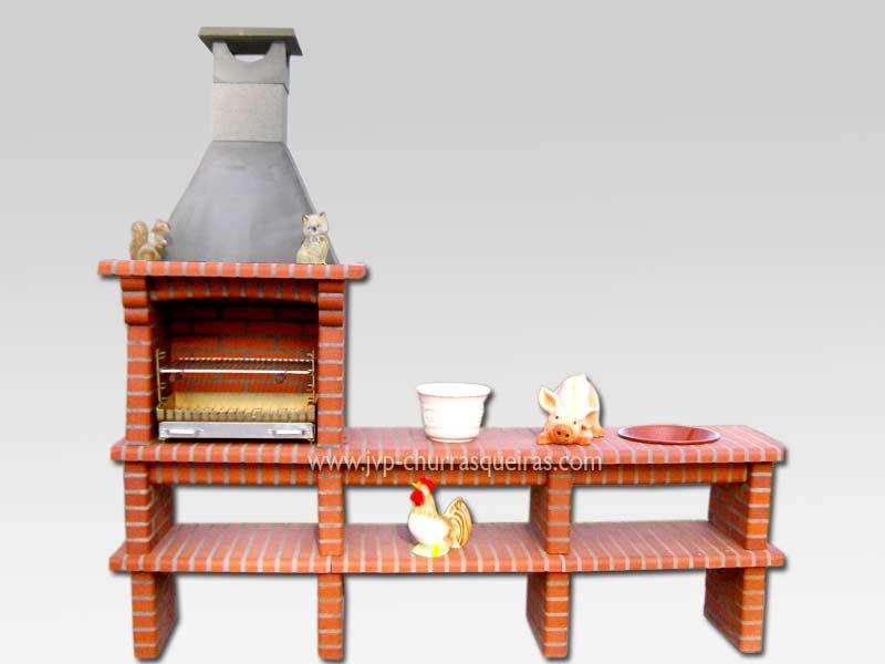 Fabricantes de Churrasqueiras. Barbacoas, Barbecues, Muratura, Tijolo, Grill, Churrasqueiras, Churrasqueira de fabrico próprio, modelos variados, Churrasqueiras, churrasqueira 35