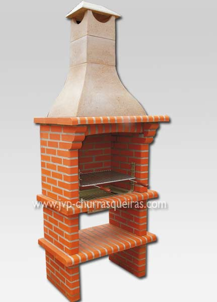 Brick Barbecue 47, Manufacture Garden Brick Barbecue Grill - BBQ in refractory bricks, Brick barbecues Grill, BBQ nice price, Cheap BBQ, churrasqueiras, Outdoor Barbecue Grill, charcoal barbecue grill, outdoor barbecue grills, charcoal grill, Barbecue and Pizza Oven, Barbecue Grill, Churrasqueiras, bbq with bricks
