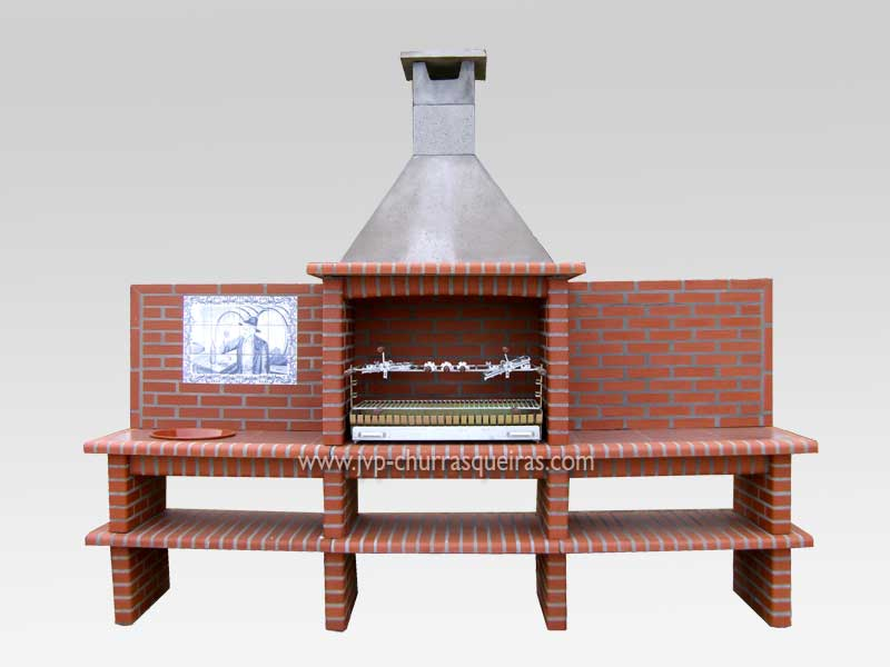 Brick Barbecue 58, Manufacture Garden Brick Barbecue Gril, BBQ in bricks, Brick barbecues Grill, BBQ nice price, Cheap BBQ, churrasqueiras, Outdoor Barbecue Grill, charcoal barbecue grill, outdoor barbecue grills, charcoal grill, Barbecue and Pizza Oven, Barbecue Grill, Churrasqueiras, bbq with bricks