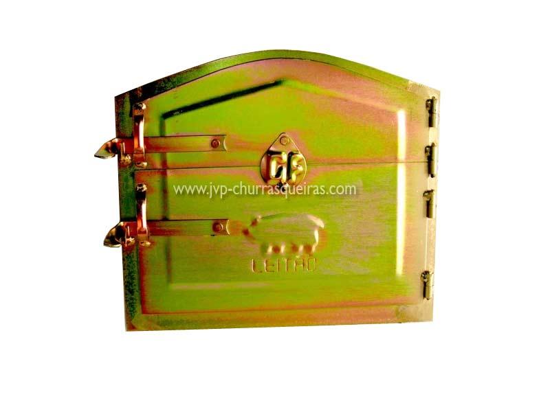 Porta de Forno PFL, Portas de metal, Portas zincadas, Acessórios, Fornos e churrasqueiras, Utensilios de cozinha, Portas de forno, Portas Metálicas, fornos
